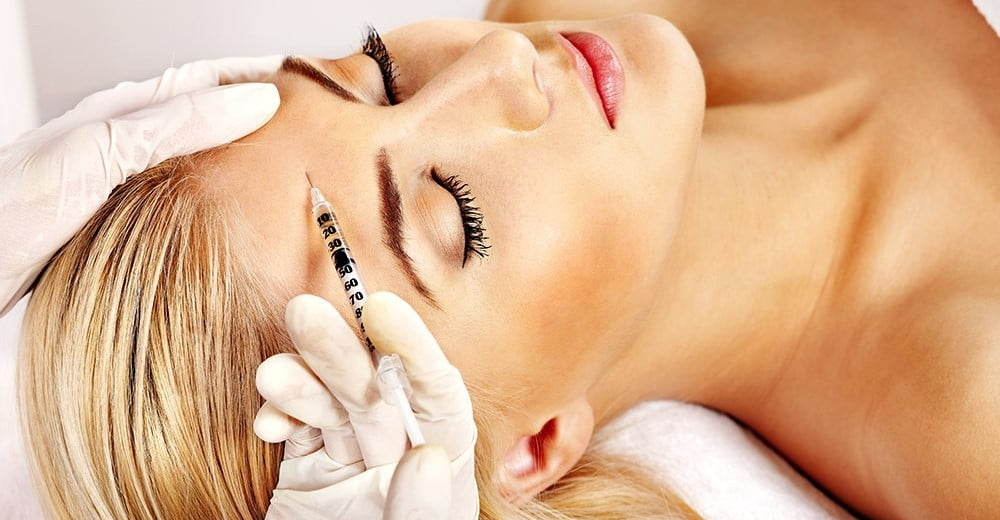 Anti-wrinkle treatments and enhancement injections